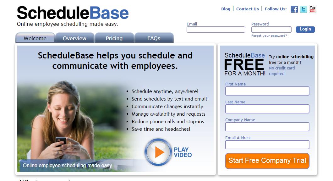 schedulebase
