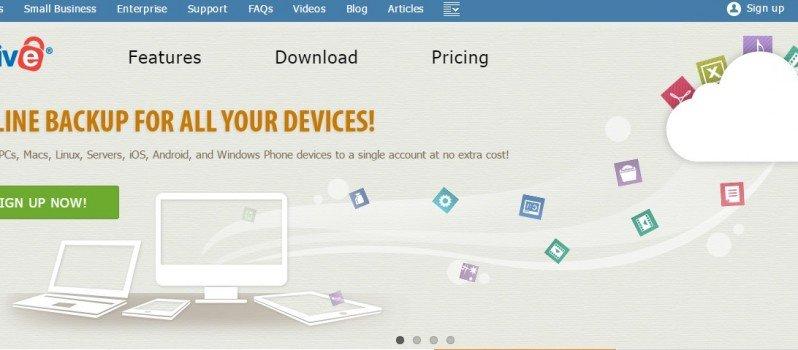 Back It Up with IDrive #WebToolsWiki