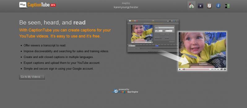 Create Captions for YouTube Videos via CaptionTube #WebToolsWiki