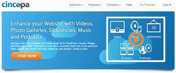 Enhance Your Website with Cincopa #WebToolsWiki