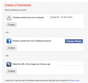 Your Posts Talks w/ FotoBabble @FotoBabble #WebToolsWiki