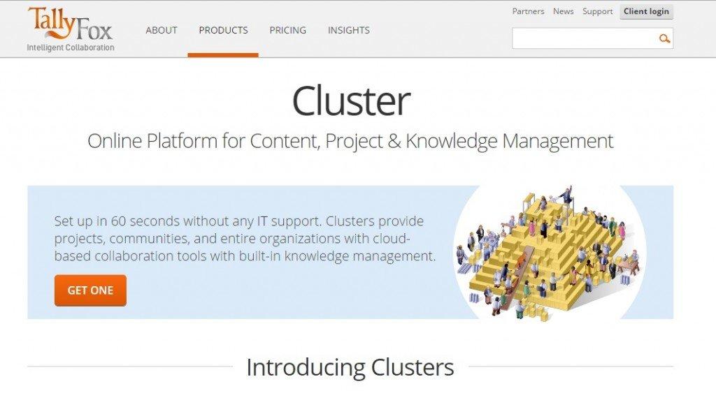 TallyFox Cluster